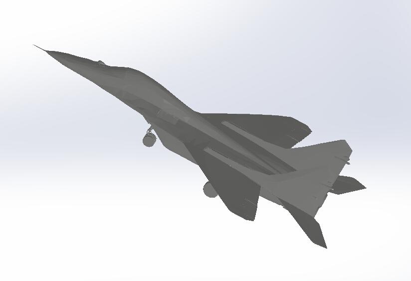 米高扬米格MIG-29