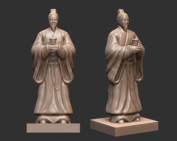 三国演义桃园结义——刘备