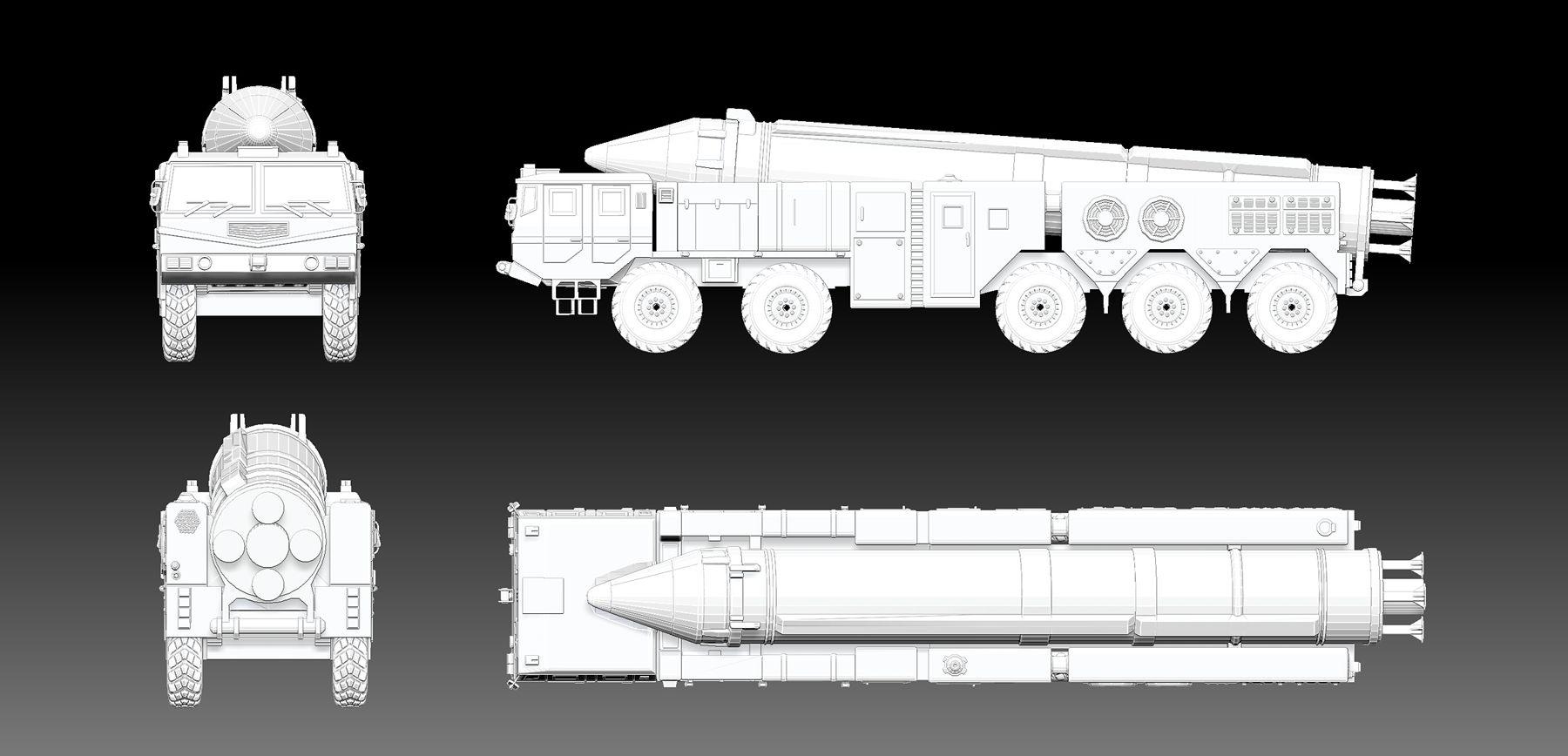 东风21导弹