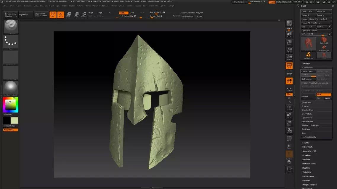 斯巴达300勇士-国王头盔-戒指(原创设计)