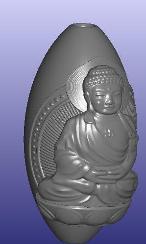 新八大 守护神201300704-1 3D打印模型渲染图