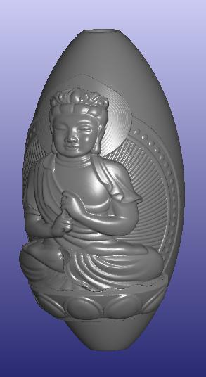 新八大 守护神 3D打印模型渲染图
