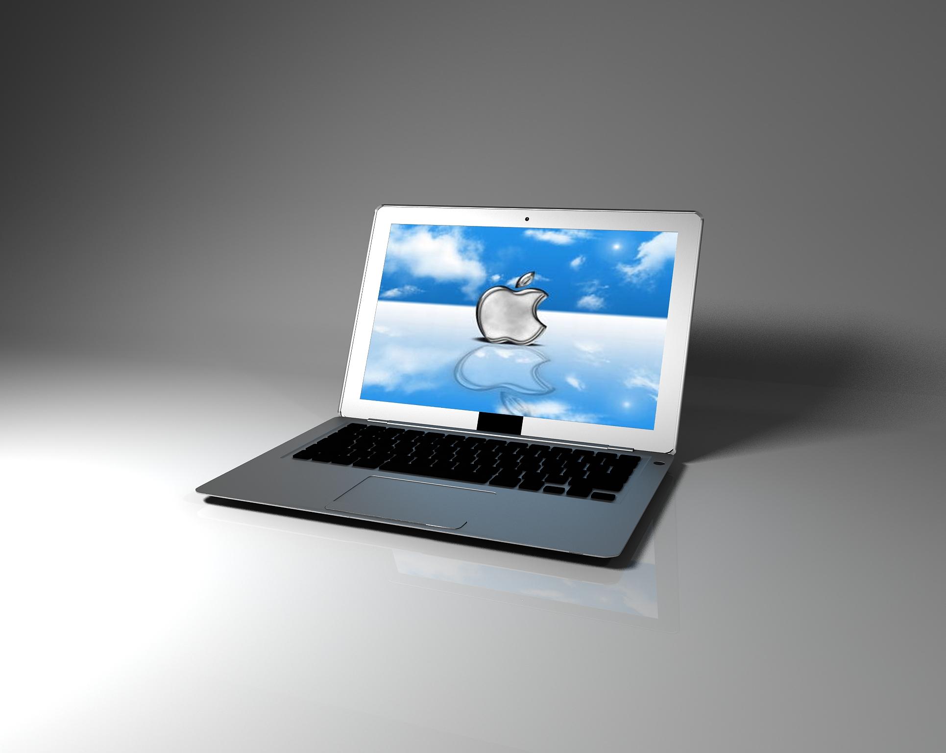 macbook苹果笔记本电脑