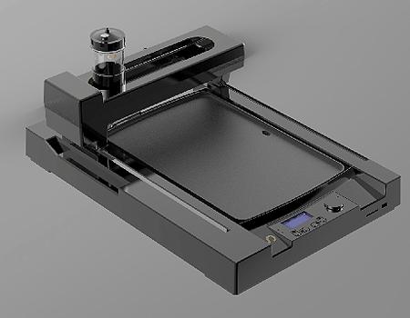 网云3D煎饼打印机 全球第一款 创业家用都适用