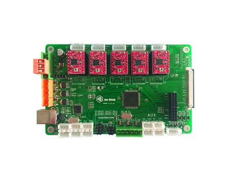 网云3D打印机通用电路板 3D打印机专用 型号H1