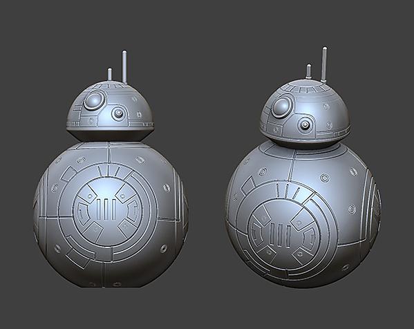 《星球大战:原力觉醒》BB-8