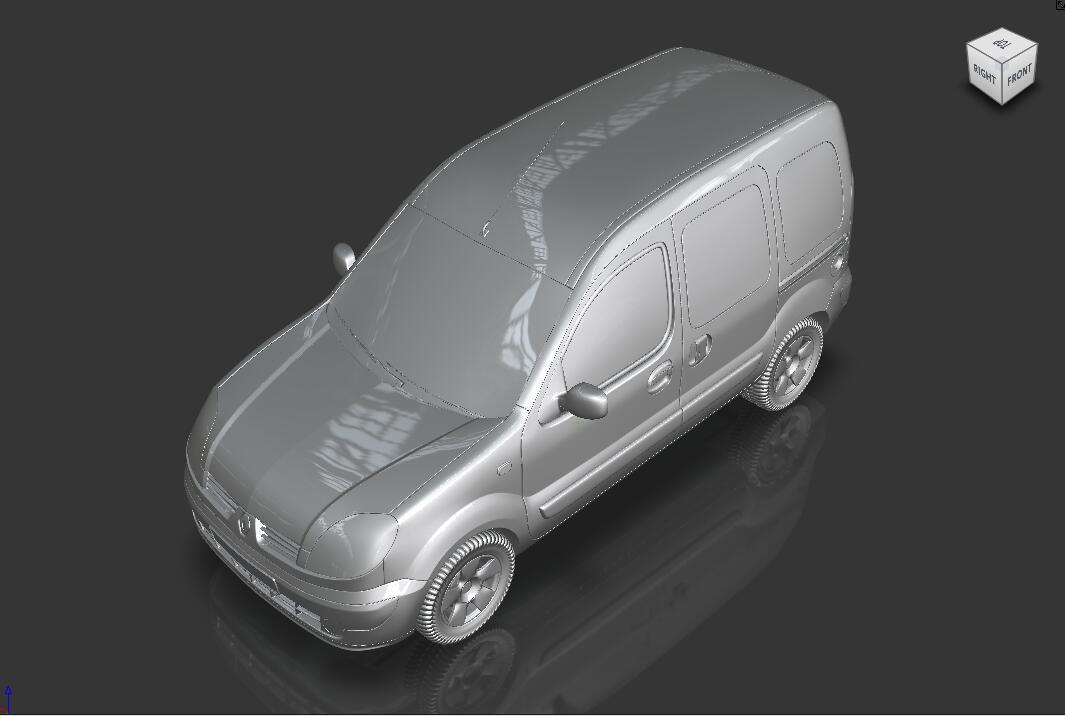 傲世汽车精品模型-雷诺乘用车