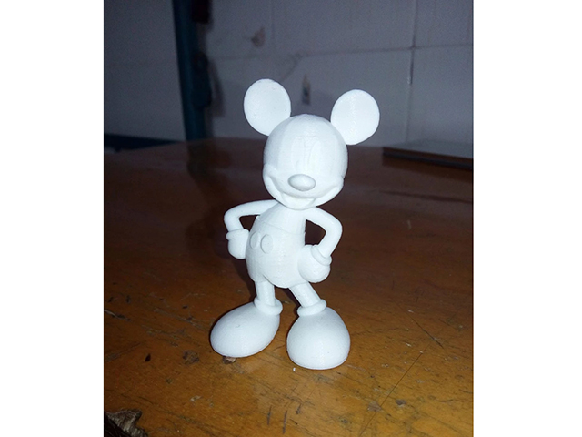 Mickey Mouse  3D打印图片