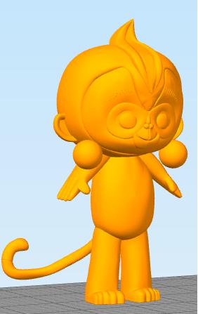 2016年吉祥物猴赛雷