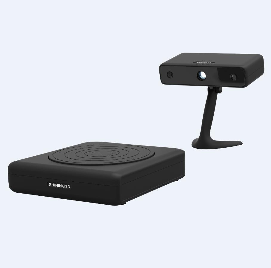 EinScan-S 3D扫描人像彩色成型设备 便携式手持彩色3D扫描仪