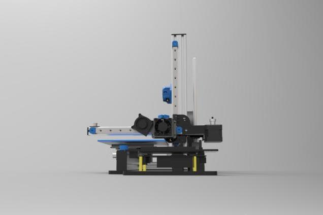 3D打印机套件 桌面 3D打印机 组装 个人 DIY 3DPrinter 散件