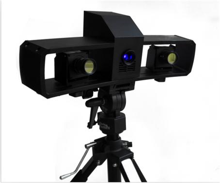 武汉南科 标准三维扫描仪 工业级
