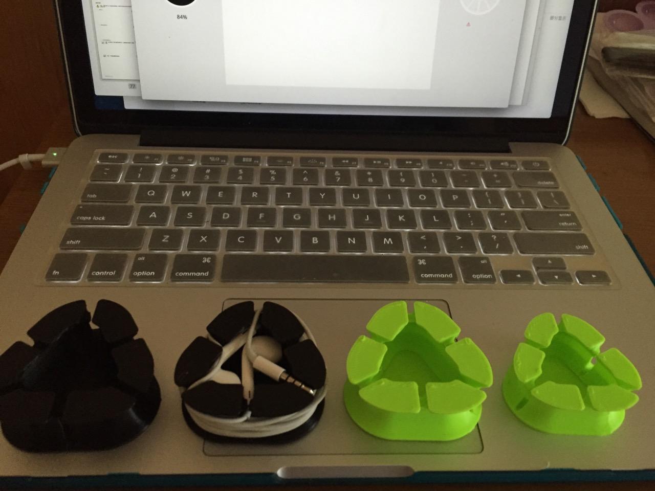耳机收纳套 3D打印图片