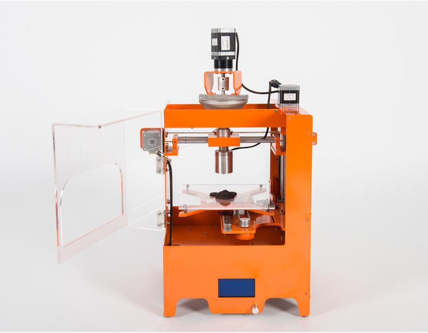 博力迈巧克力3D打印机FSE-2  操作简单、功能多样的桌面级3D巧克力打印机