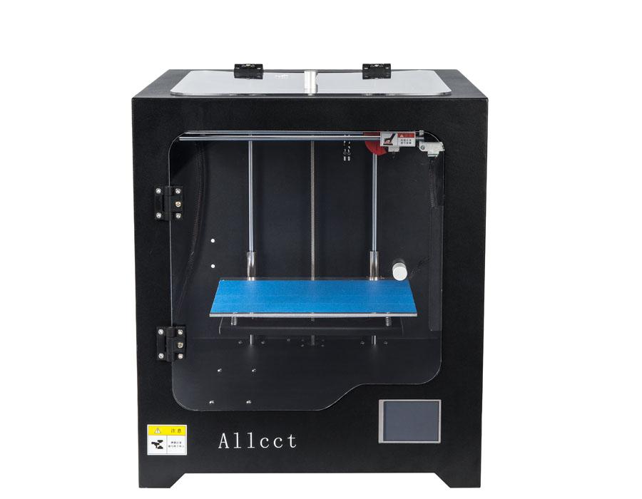 Allcct印客 多彩触屏 断电续打 大尺寸3D打印机