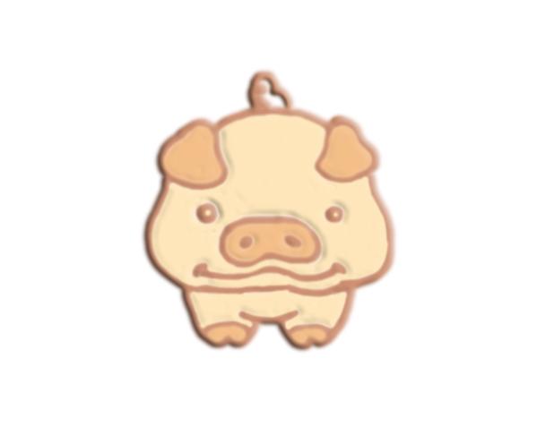 萌萌版小猪