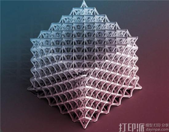 橡树岭国家实验室开发出以电子束精确3D打印纳米材料的技术