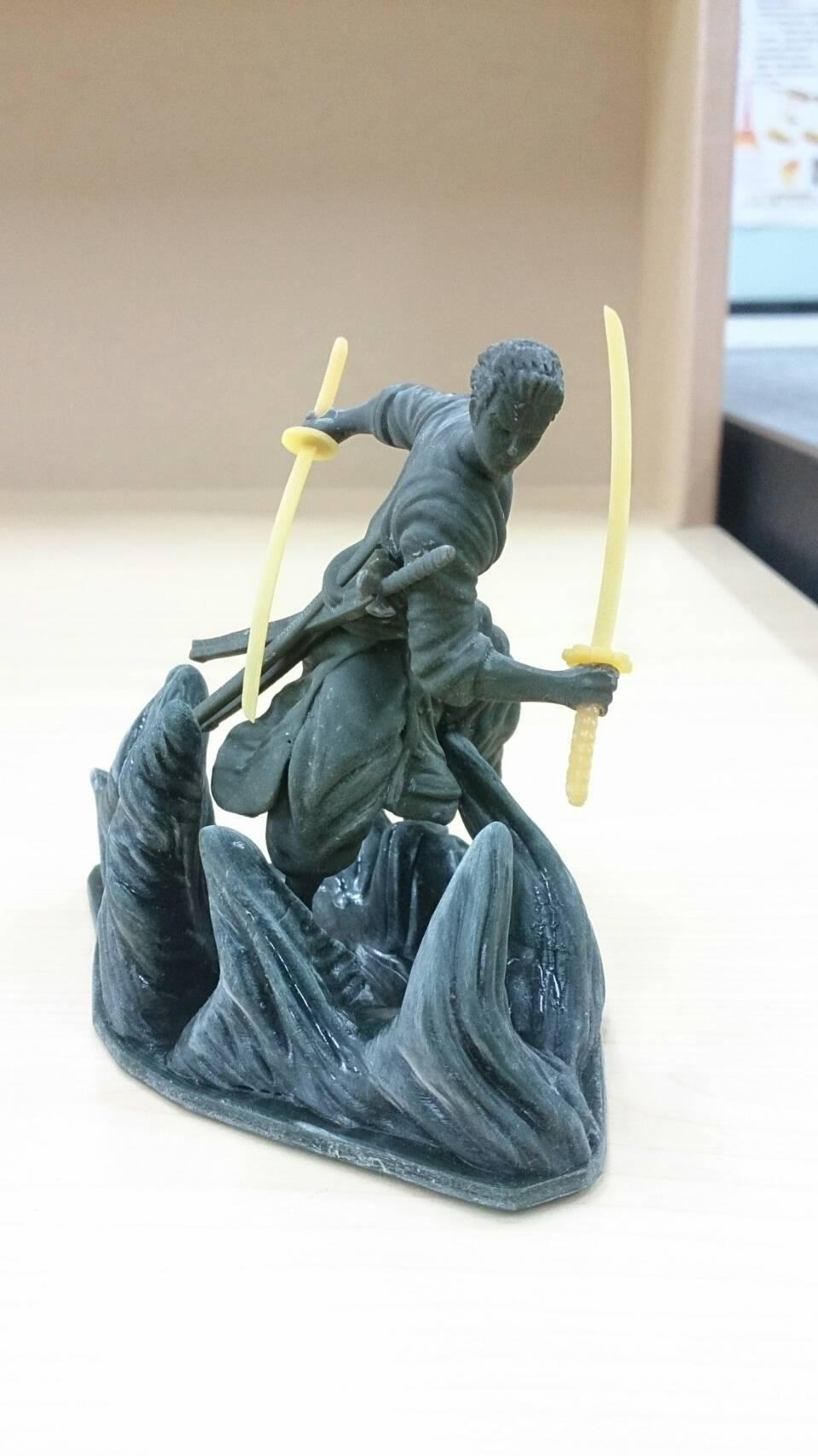 罗罗亚·索隆 3D打印图片