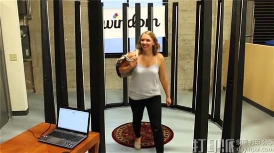 印度肯德基店推出为客户全身扫描并定制3D打印迷你雕像的服务