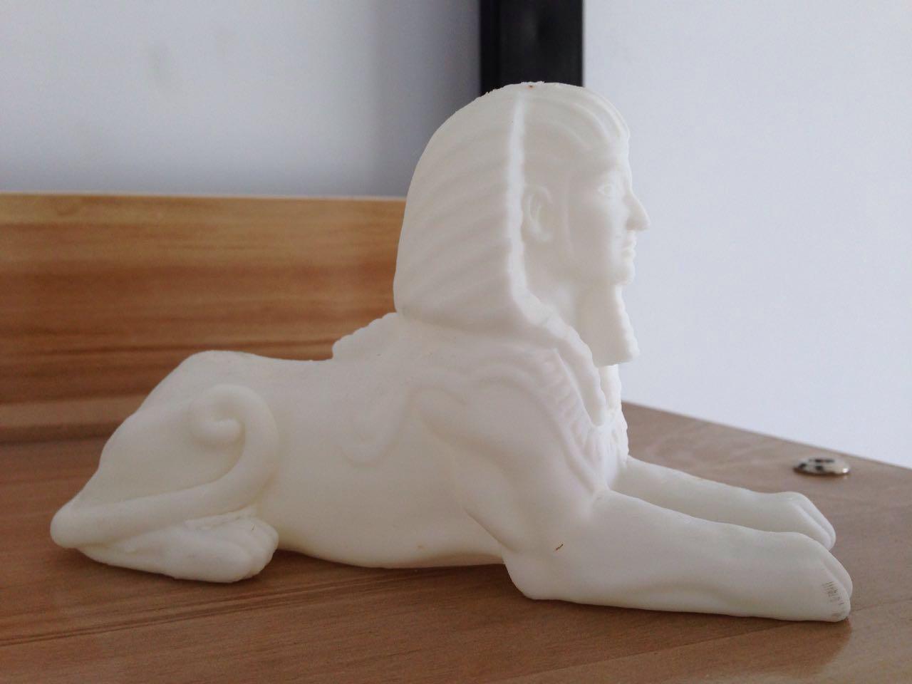 斯芬克斯 3D打印图片