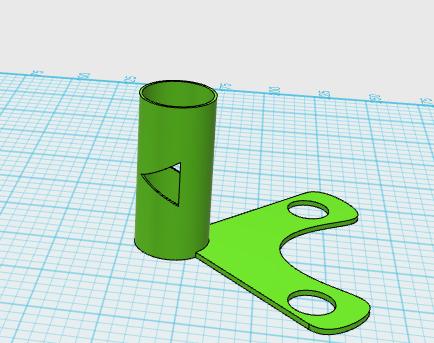 二代迈瑞3D打印笔支架