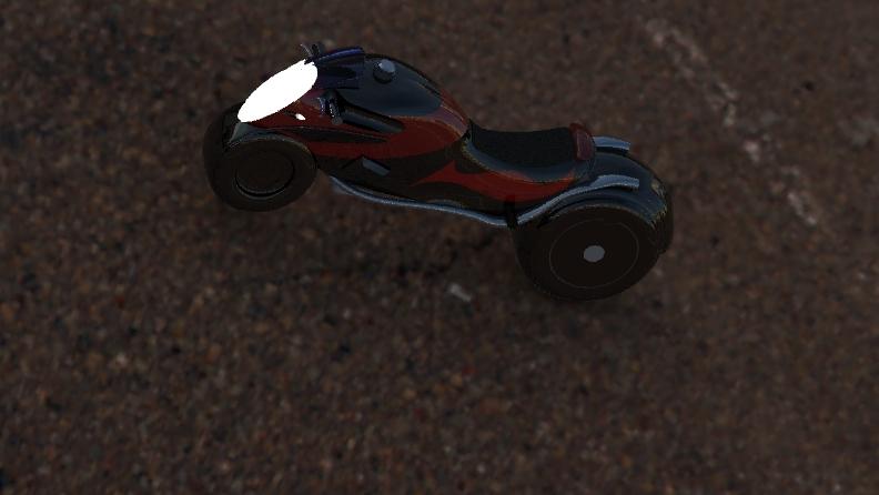 概念摩托车