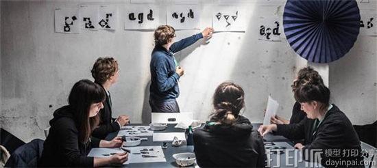 波兰设计工作室Pillcrow利用亚洲通官网注册快速创建新字体