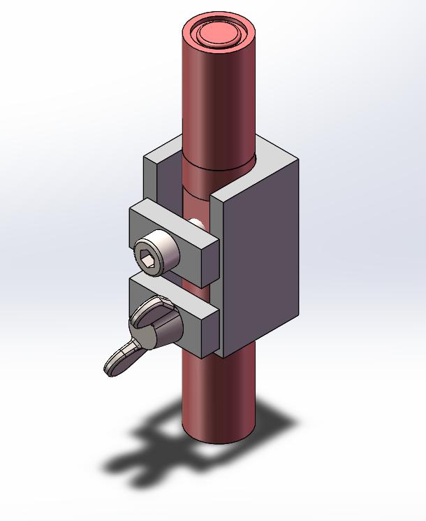 激光固定器