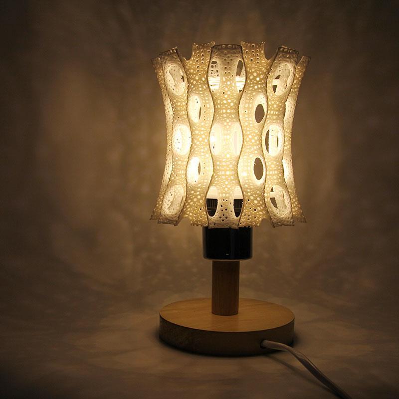 定制版珊瑚台灯罩