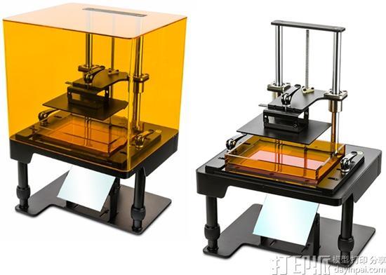 数字光处理3D打印技术与光固化有什么区别?