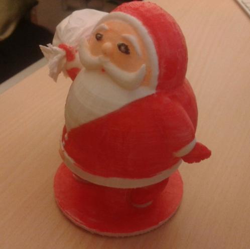 萌萌哒的圣诞老人