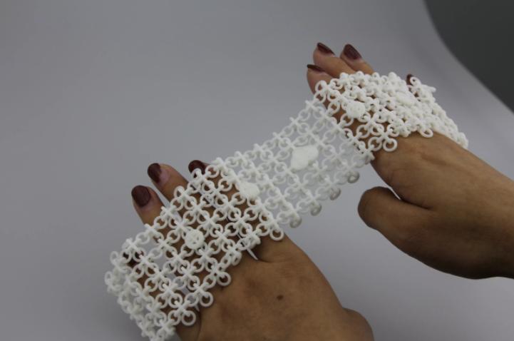 奢华编织项链