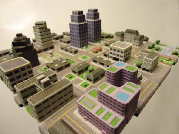 Mini城市