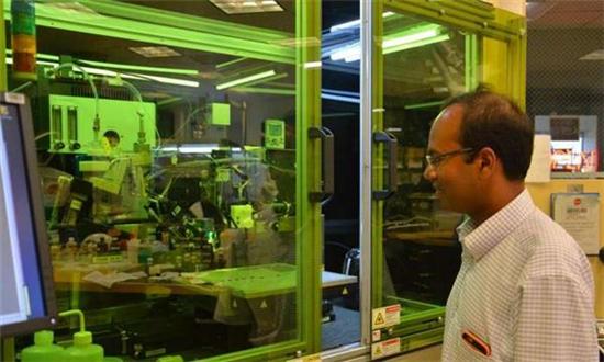 空军研究实验室开展3D打印太阳能电池的研究 更高效更便宜
