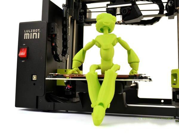 3D打印技术正改变玩具行业 在家打印玩具一年可省上千万