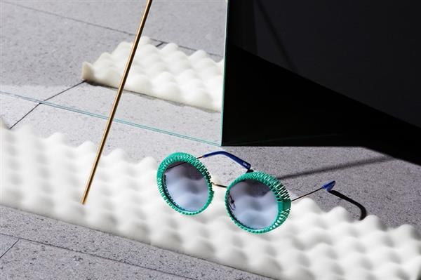 意大利眼镜品牌Safilo推出新的3D打印太阳眼镜系列OXYDO SS 2017