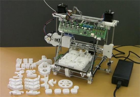 还有这种操作?  研究团队3D打印出一台能自我复制的3D打印机