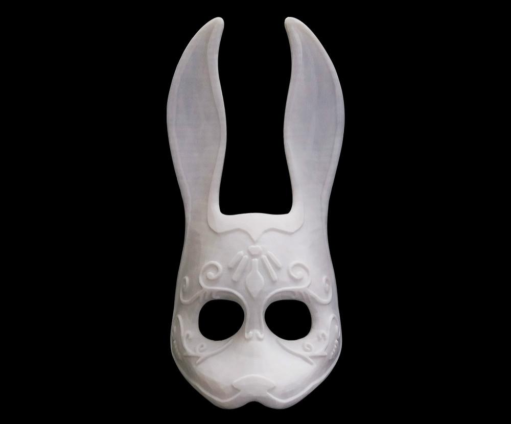 兔耳造型面具