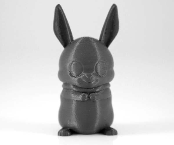 撒娇的小兔