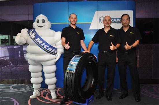米其林泰国分公司研发出新的3D打印轮胎—Multi Z Plus