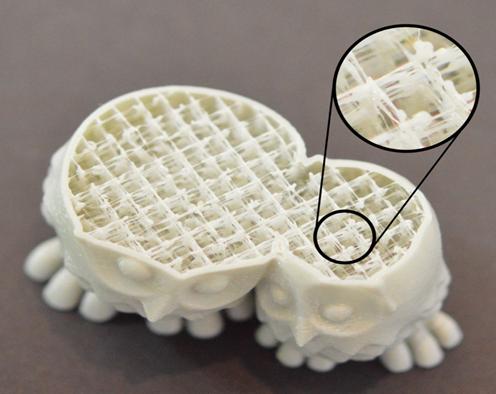 打印出来的模型软弱坍塌是什么原因?怎么避免?