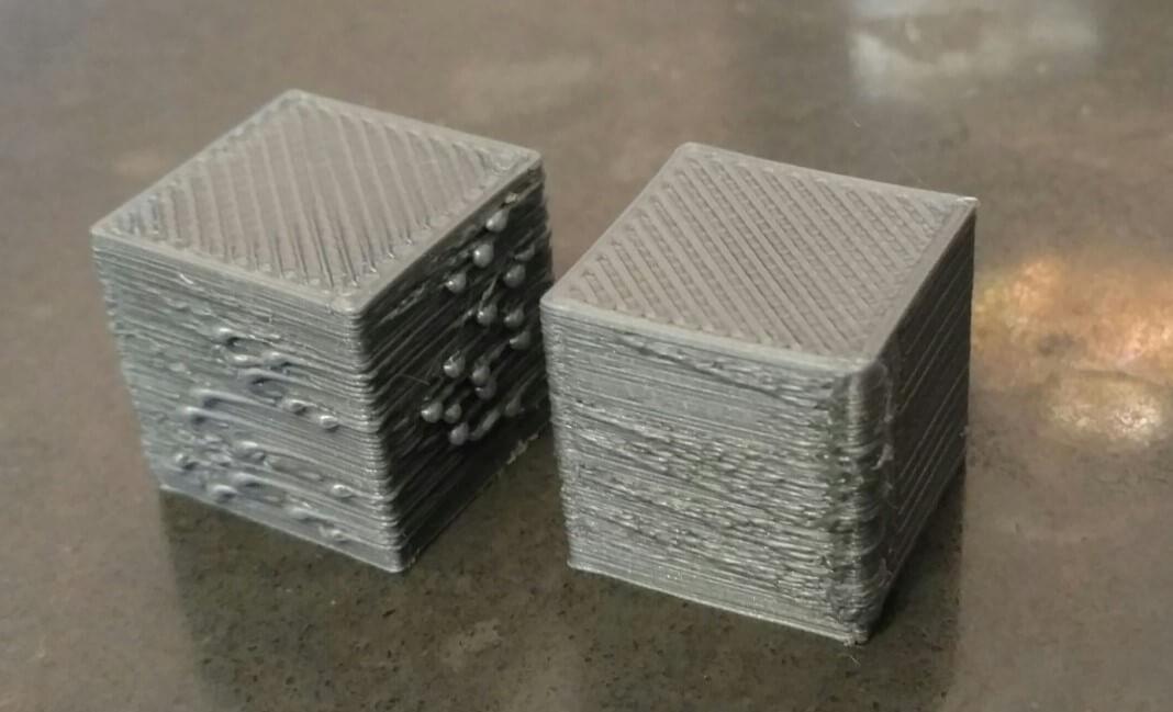 3D打印时材料挤出过度了怎么解决?