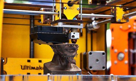 3D打印如此强大的塑形能力能替代传统雕塑吗?