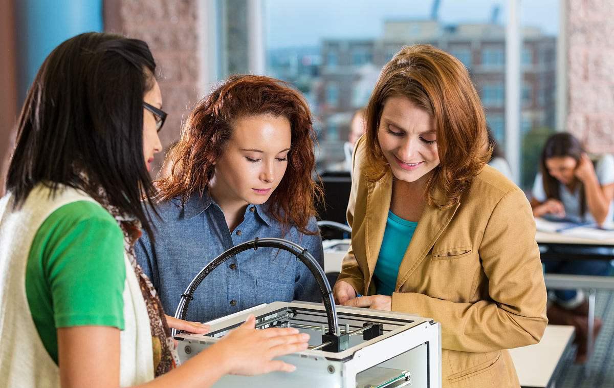 国内大学有哪些以后可以从事3D打印行业的专业?