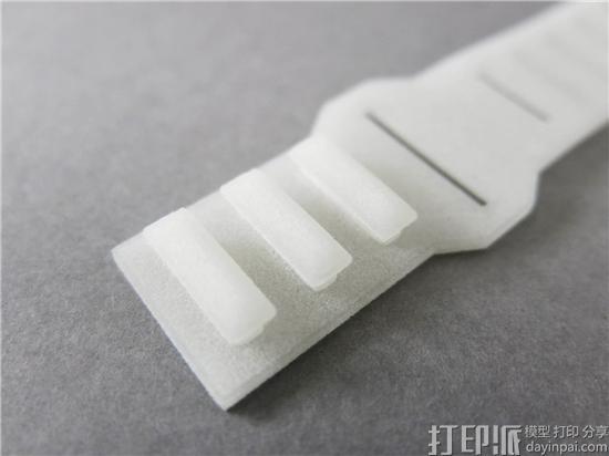 法国亚洲通官网注册服务商Sculpteo引入新的柔性塑料亚洲通官网注册材料PEBA2301