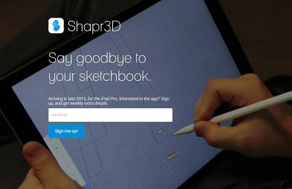 3D建模软件——Shapr3D