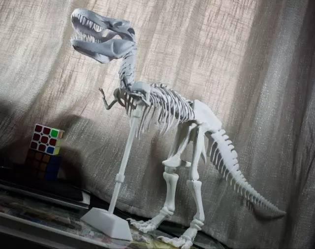 高三生3D打印玩的溜  看看他是如何修炼的