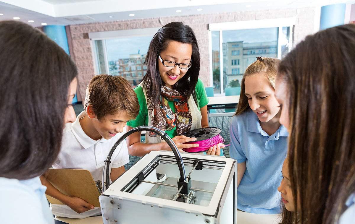 中小学等教育机构购买3D打印机的采购指南