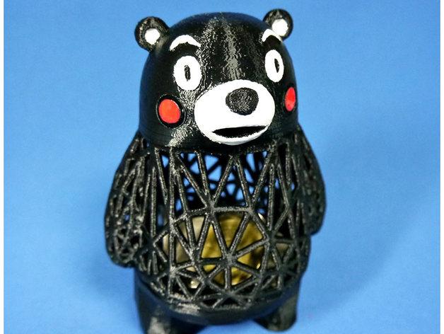 熊本熊储钱罐