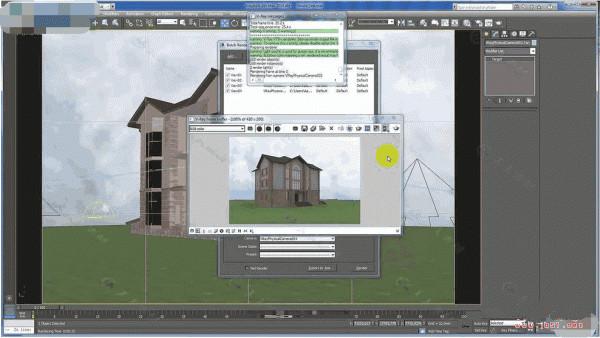 建筑3d建模软件--Architect 3D